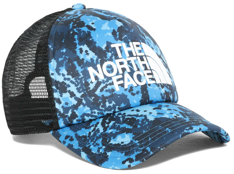 Кепка The North Face The North Face TNF Logo Trucker ONE кепка the north face the north face five panel черный os
