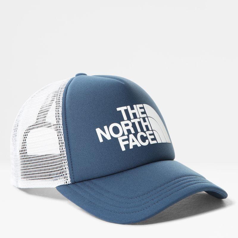Кепка The North Face TNF Logo Trucker синий ONE