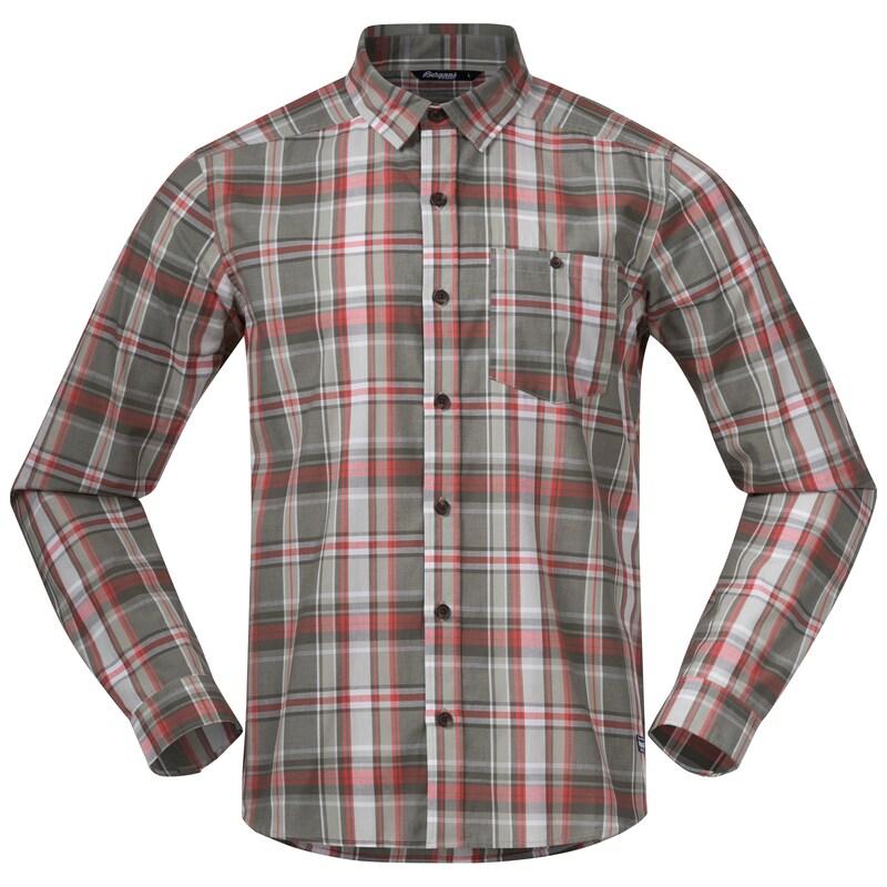 Рубашка Bergans Bergans Kikut