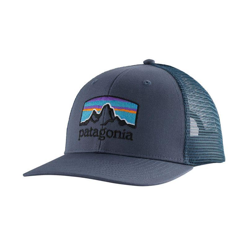 Кепка Patagonia Patagonia Fitz Roy Horizons Trucker темно-синий ONE шапка patagonia patagonia melt down interstate темно розовый one