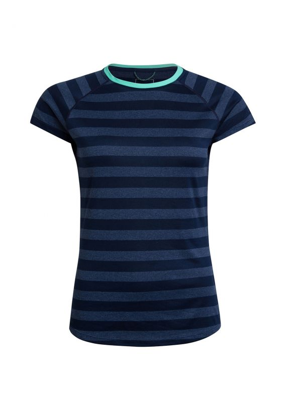Купить Футболка Berghaus Stripe Tee 2.0 женская
