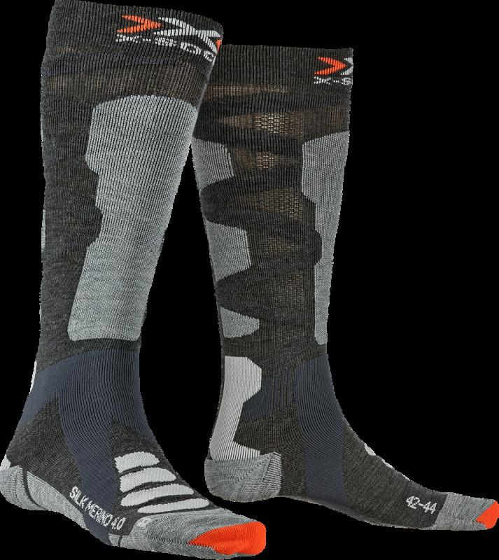 Купить Носки X-Socks® Ski Silk Merino 4.0