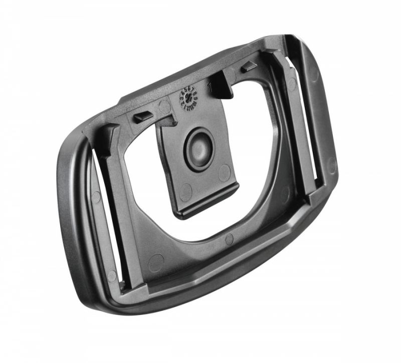 Крепление Petzl на каску для фонаря Plate Clip For Pixa