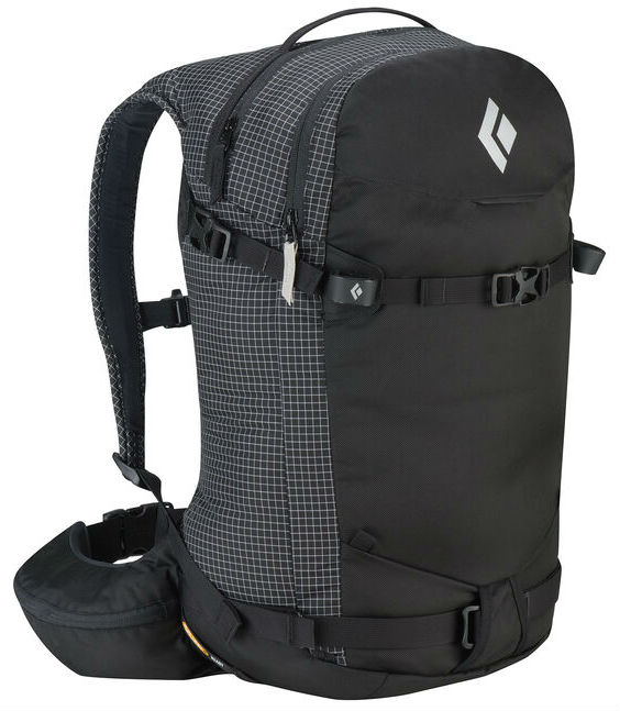 Рюкзак Black Diamond Black Diamond Dawn Patrol 30 черный S/M рюкзак black diamond black diamond speed 50l желтый 50л s m