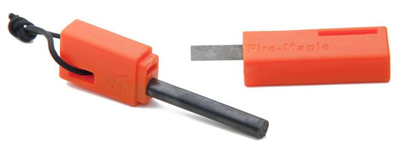 Купить Огниво с кресалом в футляре Fire-Maple