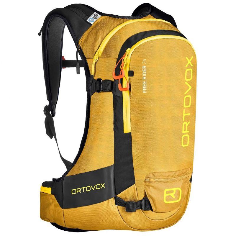 Рюкзак Ortovox Ortovox Free Rider 24 желтый 24Л
