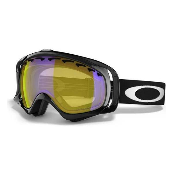 Горнолыжная маска Oakley Crowbar Snow черный