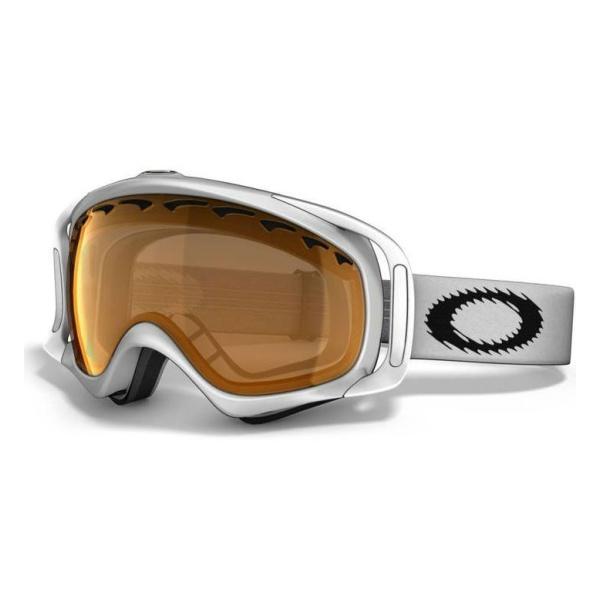 Горнолыжная маска Oakley Crowbar Snow белый