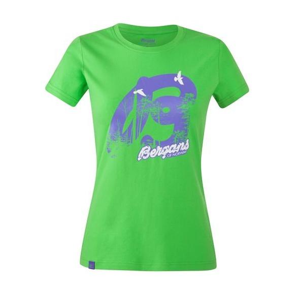 Футболка Bergans Forest женская