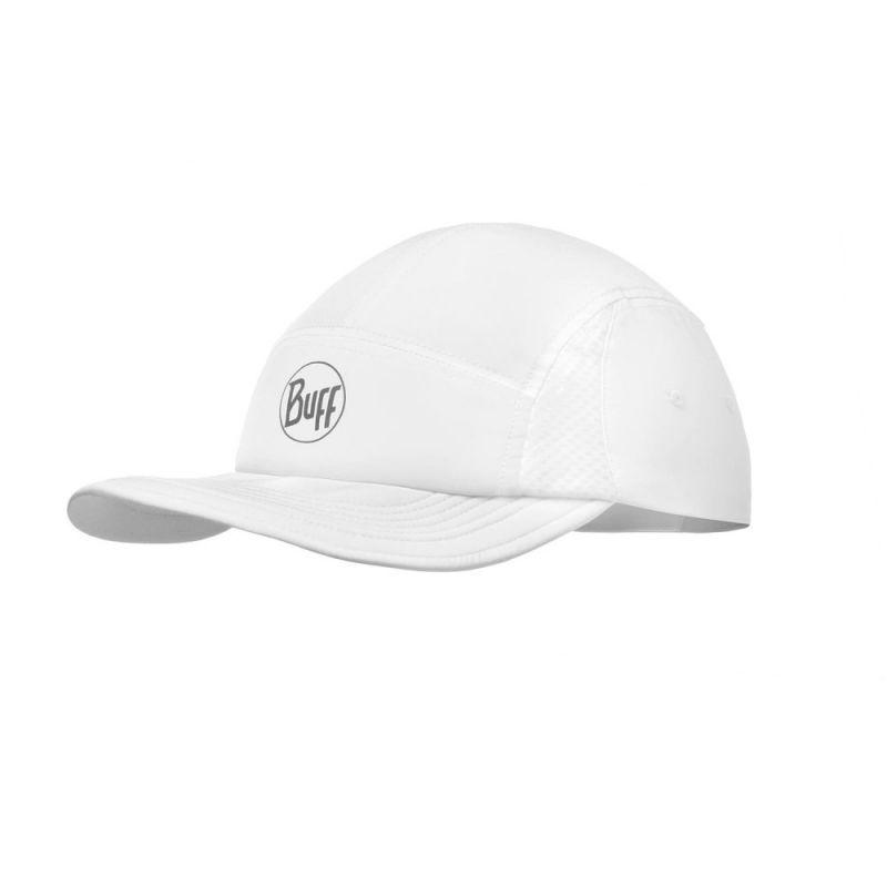 Купить Кепка Buff Run R-Solid White