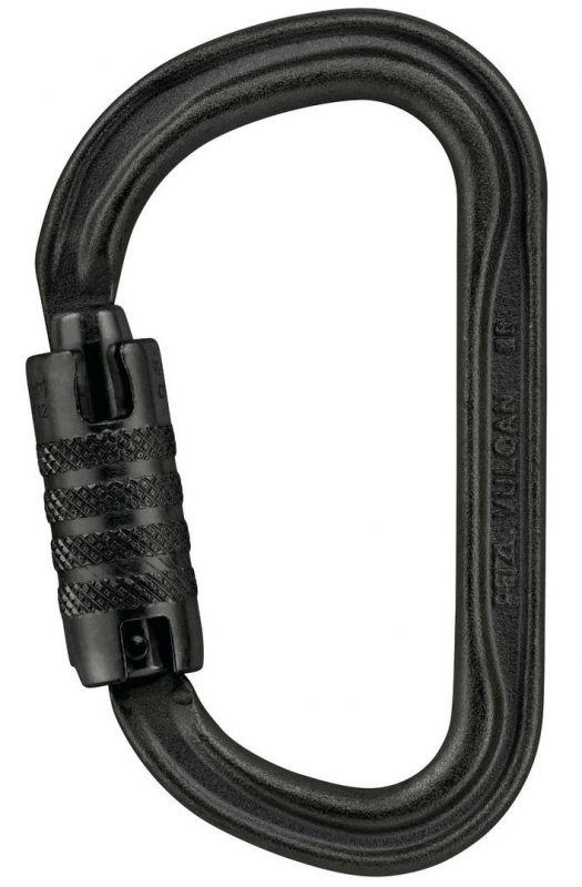 Купить Карабин Petzl Vulcan Triact-Lock U black