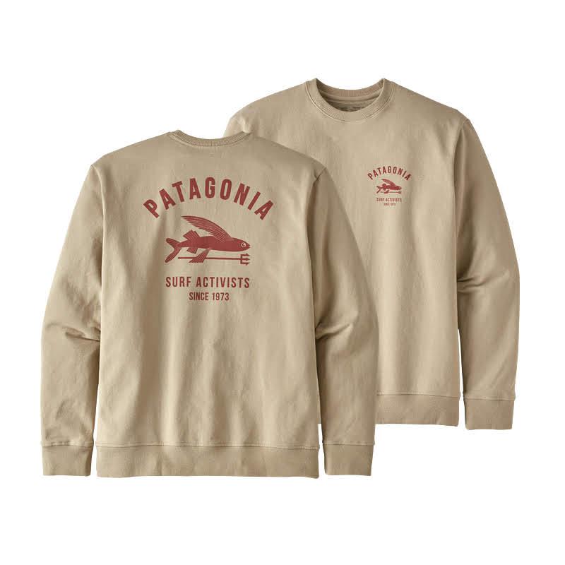 Купить Толстовка Patagonia Surf Activists Uprisal Crew