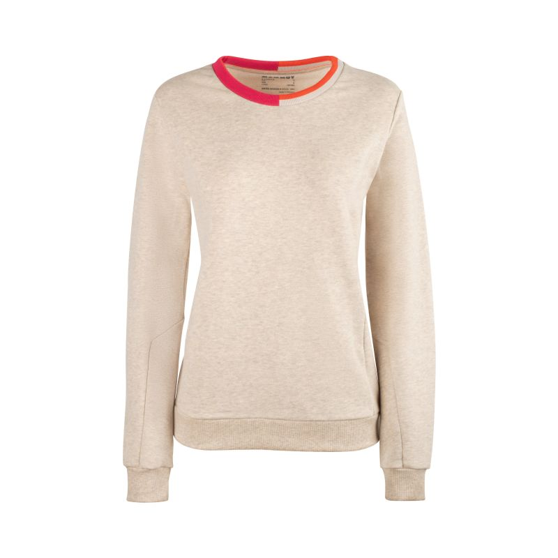 Футболка Mammut Mammut ML Crew Neck женская