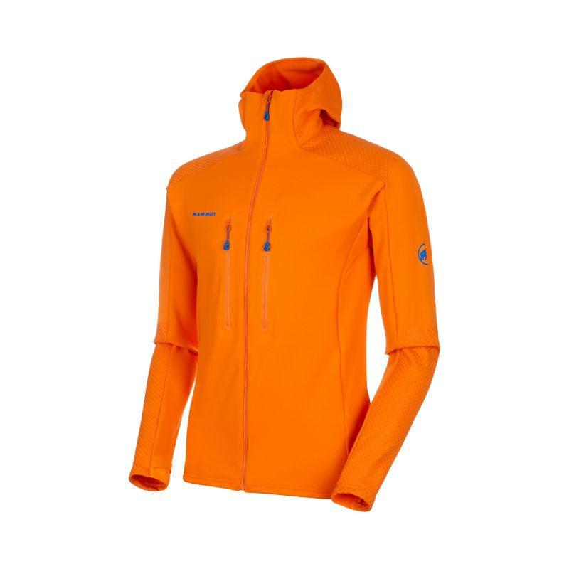 Купить Куртка Mammut Eiswand Advanced Hooded Midlayer