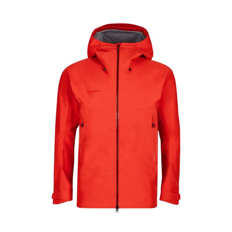 Купить Куртка Mammut Crater HS Hooded