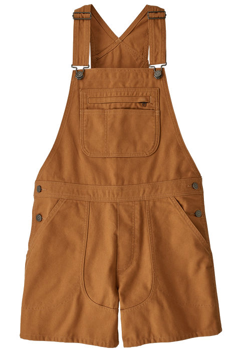 Шорты Patagonia Patagonia Stand Up Overalls женские брюки patagonia patagonia straight fit cord