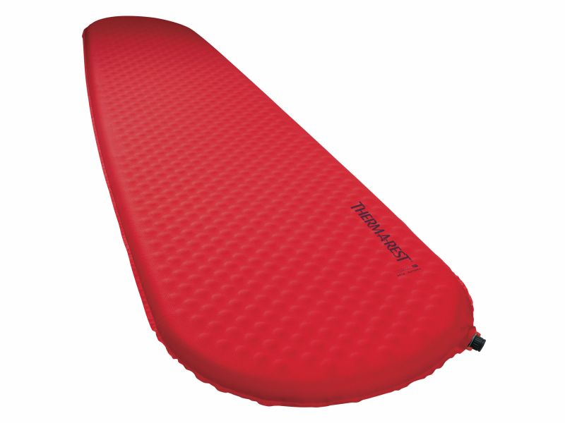 Коврик Therm-A-Rest самонадувающийся Therm-a-Rest ProLite Plus темно-красный LARGE