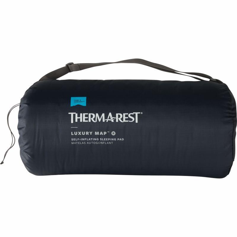 Thermarest Luxurymap Regular Adventure Gear Sleep Mat Poseidon One Size