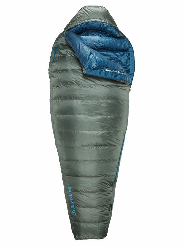 Спальник Therm-A-Rest Therm-a-Rest Questar 0F/-18C серый REGULAR