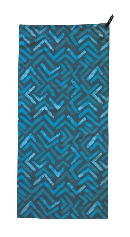 Полотенце походное PackTowl PackTowl Ultralite Beach синий BEACH(91Х150СМ) полотенце походное packtowl packtowl luxe красный body 64x137см