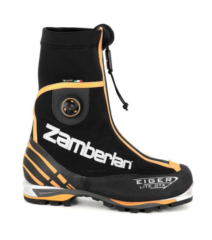 Ботинки Zamberlan Zamberlan 3030 Eiger Lite GTX RR Boa zamberlan ботинки 1032 solda nw gtx 47 chestnut