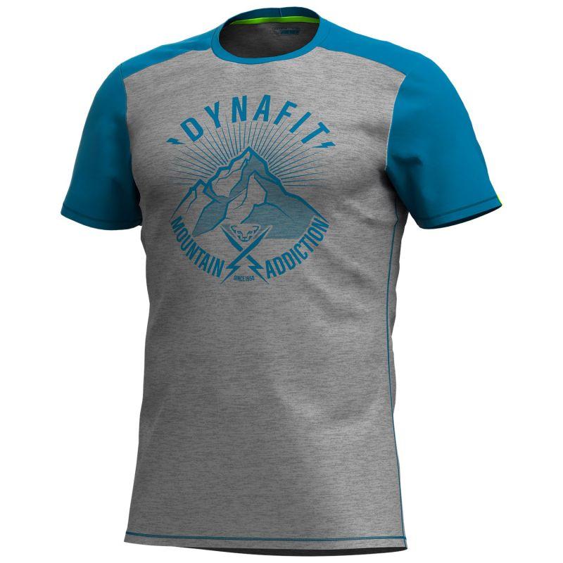 жилет беговой dynafit dynafit vert 6 черный m l Футболка DYNAFIT Dynafit Transalper Light