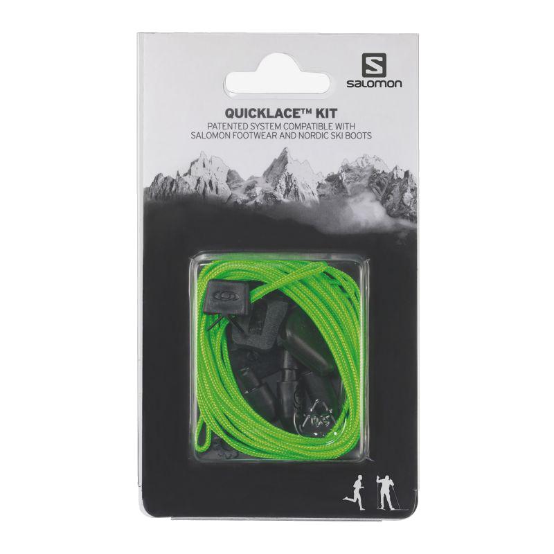 Шнурки Salomon Quicklace Kit  - купить со скидкой