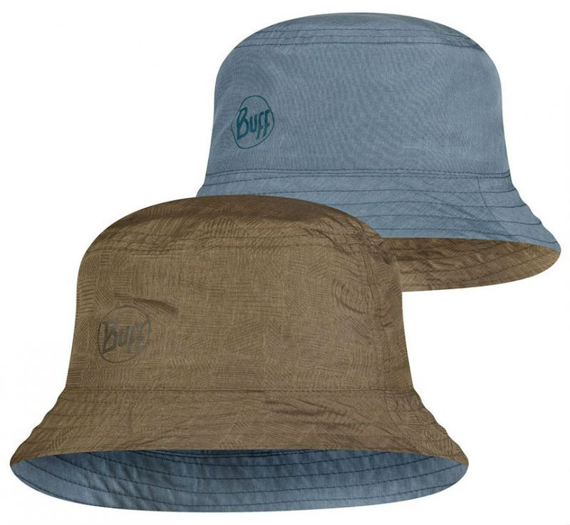 Панама BUFF Buff Travel Bucket Hat хаки ONE