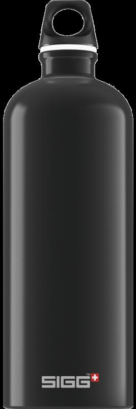 Фото - Бутылка для воды SIGG Sigg Traveller черный 1Л бутылка для воды sigg sigg leaf 1л