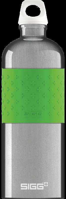 Фото - Бутылка для воды SIGG Sigg Cyd серый 1Л бутылка для воды sigg sigg leaf 1л