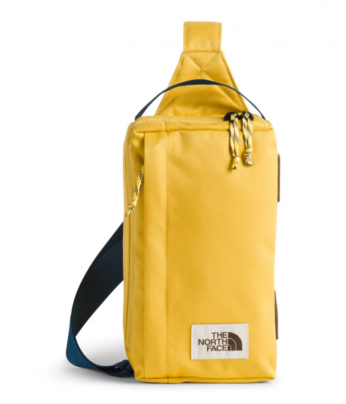 Рюкзак The North Face Field Bag 7L желтый 7Л
