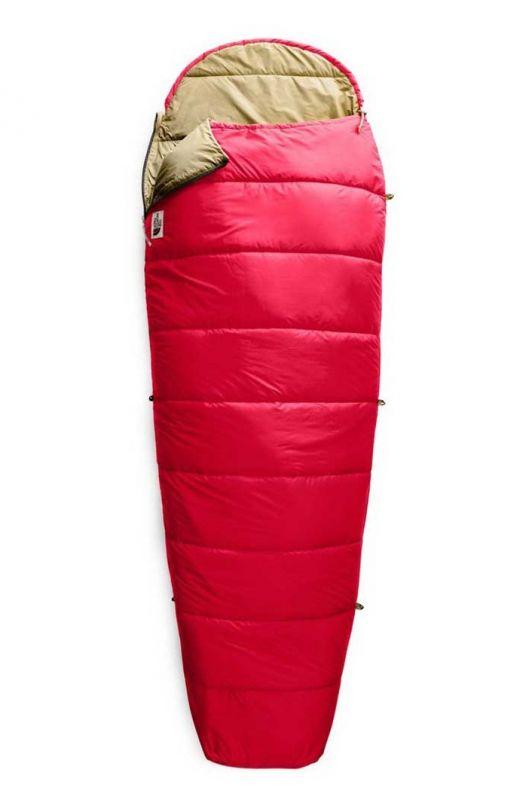 Спальник The North Face Aleutian Eco - 55 (REG) красный RH