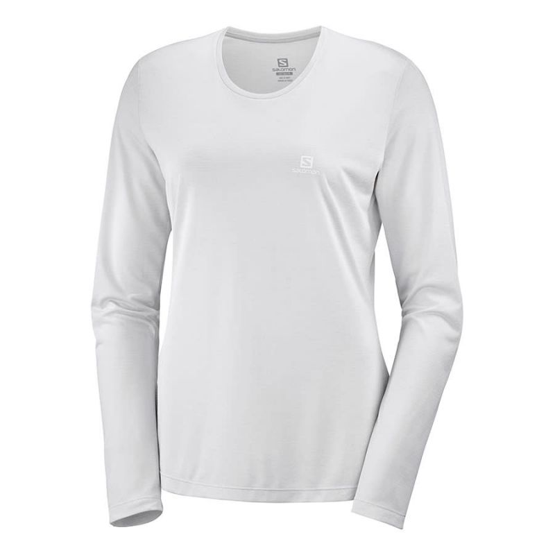 Футболка Salomon Agile Long Sleeve женcкая