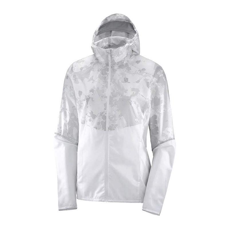 Купить Куртка Salomon Agile FZ Hoodie женcкая