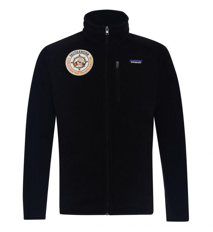 Купить Куртка Better Sweater с логотипом «Клуб путешествий Михаила Кожухова»
