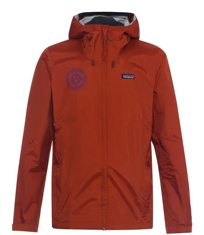 Купить Куртка Torrentshell с логотипом «Клуб путешествий Михаила Кожухова»