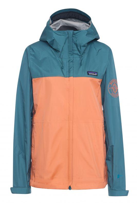 Купить Куртка Torrentshell женская с логотипом «Клуб путешествий Михаила Кожухова»