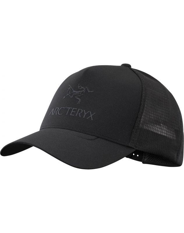 Кепка Arcteryx Arcteryx Logo Trucker черный ONE