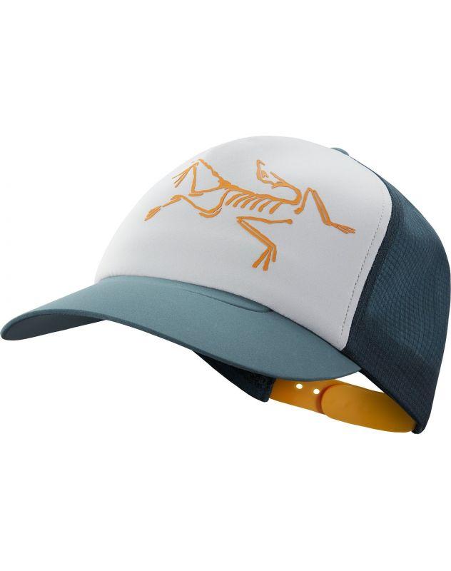 Бейсболка Arcteryx Arcteryx Bird Trucker разноцветный ONE цена 2017