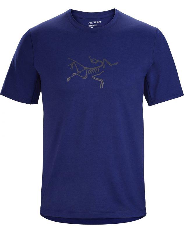 Футболка Arcteryx Arcteryx Cormac Logo SS ремень arcteryx arcteryx conveyor belt желтый l