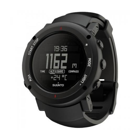 Часы-компас Suunto Core Alu Deep черный все цены