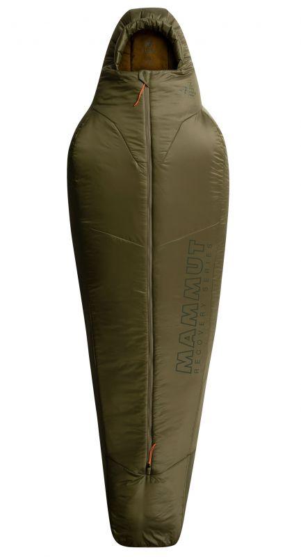 Спальник Mammut Perform Fiber Bag -7C хаки XL