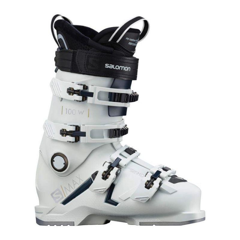 Купить Горнолыжные ботинки Salomon S/Max 100 W женские