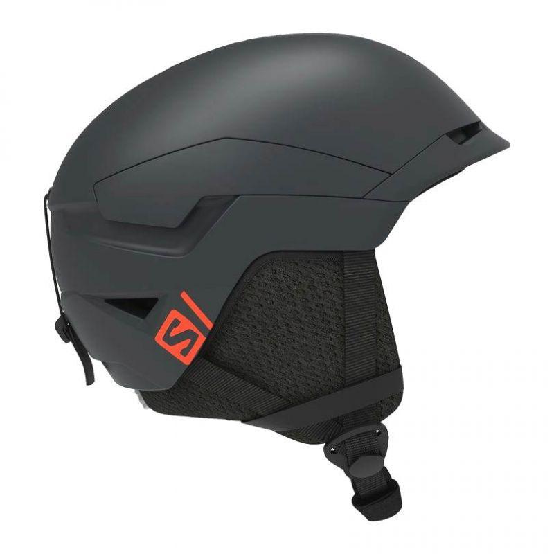 Фото - Горнолыжный шлем Salomon Salomon Quest серый L защита головы salomon quest