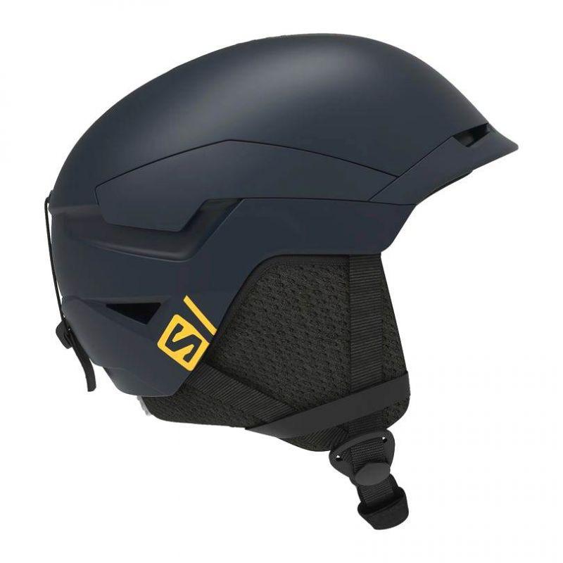 Фото - Горнолыжный шлем Salomon Salomon Quest темно-синий L защита головы salomon quest