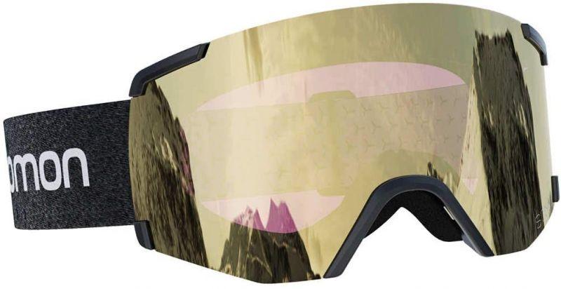 Фото - Горнолыжная маска Salomon Salomon S/View Sigma защита головы salomon quest