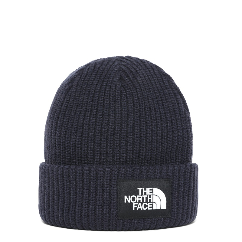 Фото - Шапка The North Face The North Face Salty Dog Beanie синий ONE кепка the north face the north face tnf logo trucker one