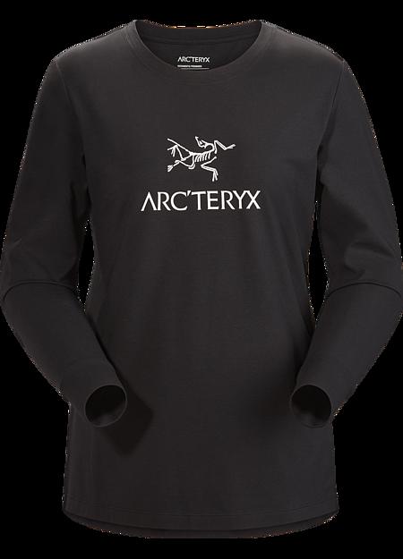Футболка Arcteryx Arcword T-Shirt Ls Womens Black II женская