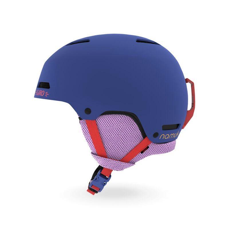Горнолыжный шлем Giro Crue детский/юниорский синий M(55.5/59CM)
