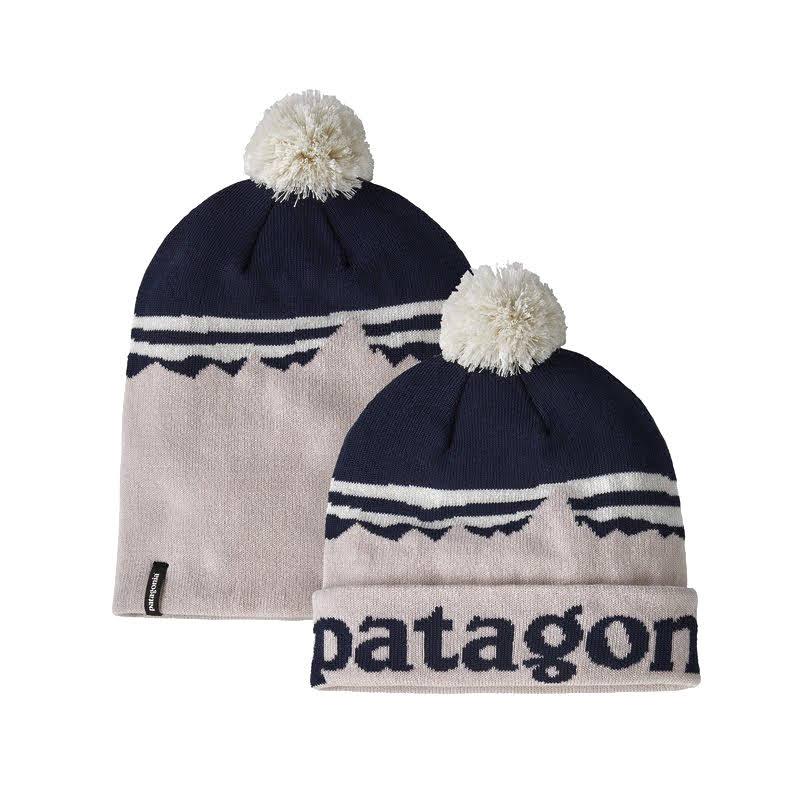 Фото - Шапка Patagonia Patagonia Lightweight Powder Town темно-фиолетовый ONE шапка patagonia patagonia vintage town черный one